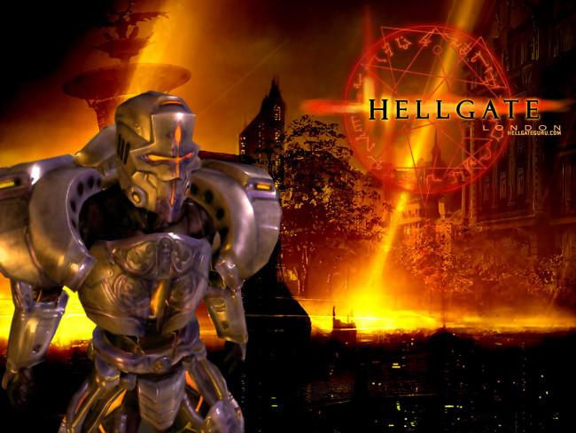 Скачать бесплатно обои hellgate london - 1024 x 768 - download free.